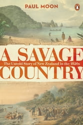 A Savage Country ebook by Paul Moon