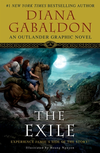 The Exile - An Outlander Graphic Novel ebook by Diana Gabaldon