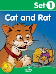 Budding Reader Book Set 1: Cat and Rat ebook by Melinda Thompson, Melissa Ferrell, Cecilia Minden,...