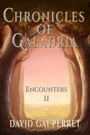 Chronicles of Galadria II - Encounters - Chronicles of Galadria, #2 ebook by David Gay-Perret