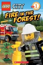LEGO City: Fire in the Forest! ebook by Samantha Brooke, Scholastic