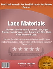 Lace Materials ebook by Lucille R. Gonzales
