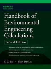 Handbook of Environmental Engineering Calculations 2nd Ed. ebook by C. Lee,Shun Dar Lin