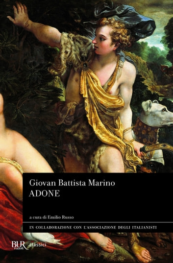 Adone ebook by Giovan Battista Marino