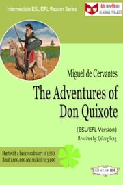 The Adventures of Don Quixote (ESL/EFL Version) ebook by Qiliang Feng