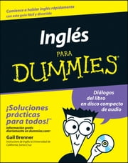 Inglés Para Dummies ebook by Gail Brenner