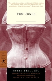 Tom Jones ebook by Henry Fielding,Fredson Bowers,Martin C. Battestin