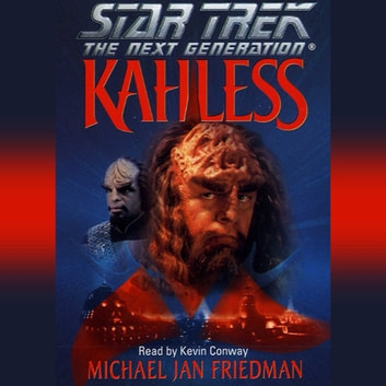 Kahless audiobook by Michael Jan Friedman