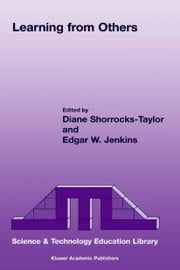 Learning From Others - International Comparisons in Education ebook by Diane Shorrocks-Taylor,Edgar W. Jenkins