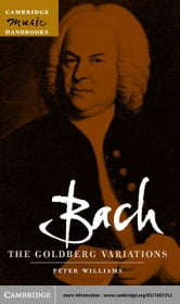 Bach: The Goldberg Variations ebook by Williams, Peter