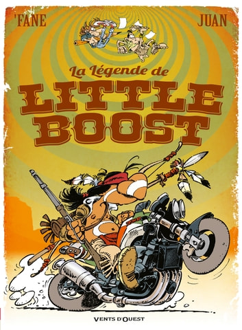 La légende de Little Boost ebook by 'Fane,Juan