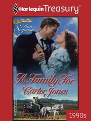 A Family for Carter Jones ebook by Ana Seymour