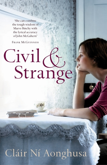 Civil & Strange ebook by Clair Ni Aonghusa