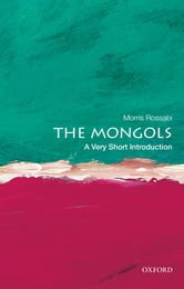 The Mongols: A Very Short Introduction ebook by Morris Rossabi