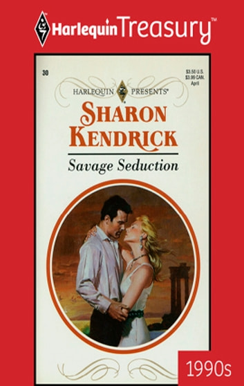 Savage Seduction ebook by Sharon Kendrick