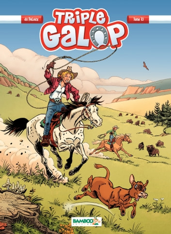 Triple Galop - tome 10 ebook by Benoît Du Peloux