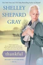 Thankful - Return to Sugarcreek, Book Two ebook by Shelley Shepard Gray