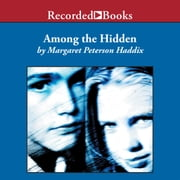 Among the Hidden audiobook by Margaret Peterson Haddix