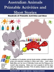 Australian Animals Short Stories and Printable Extension Activities ebook by Faust, Sally Ellen