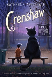 Crenshaw Chapter Sampler ebook by Katherine Applegate
