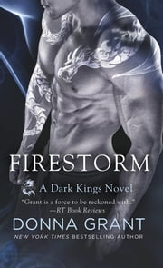Firestorm - A Dragon Romance ebook by Donna Grant