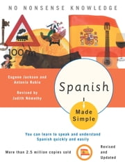 Spanish Made Simple - Revised and Updated ebook by Kobo.Web.Store.Products.Fields.ContributorFieldViewModel