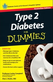 Type 2 Diabetes For Dummies ebook by Lesley Campbell,Alan L. Rubin