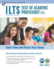 ILTS Test of Academic Proficiency (TAP) w/Online Tests eBook von Dean Cantu, Julie O'Connell, Al Davis,...