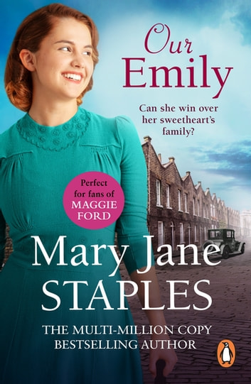 Our Emily - Adams Family Saga ebook by Mary Jane Staples