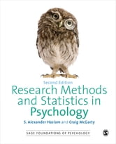 Research Methods and Statistics in Psychology ebook by Craig McGarty,Alex Haslam