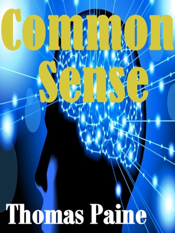 Common Sense 電子書籍 by Thomas Paine