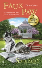 Faux Paw, A Magical Cats Mystery