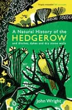 A Natural History of the Hedgerow - and ditches, dykes and dry stone walls ebook by John Wright