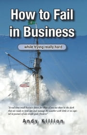 How to Fail in Business, while trying really hard ebook by Andy Killion
