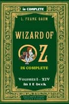 Wizard of Oz ekitaplar by Baum, Lyman