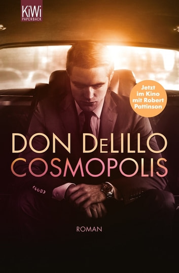 Cosmopolis - Roman ebook by Don DeLillo