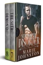 New Vampire Disorder Series - Books 7-8 ebook by Marie Johnston