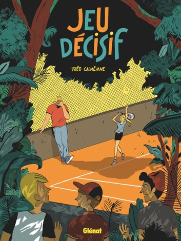 Jeu décisif ebook by Théo Calmejane