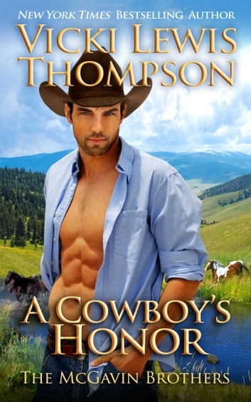 A Cowboy's Honor ebook by Vicki Lewis Thompson