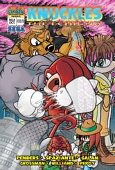 "Knuckles the Echidna #6 ebook by Ken Penders,Patrick ""SPAZ"" Spaziante,Manny Galan,Andrew Pepoy,Barry Grossman"