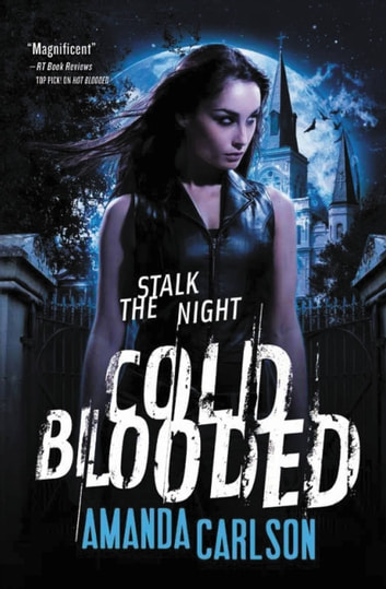 Cold Blooded ebook by Amanda Carlson
