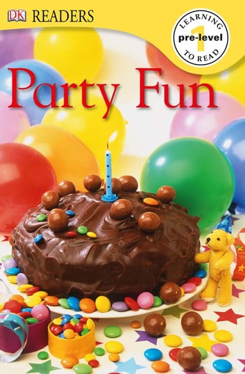 Party Fun ebook by DK