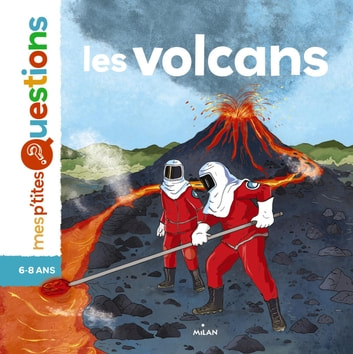 Les volcans ebook by Arnaud Guérin