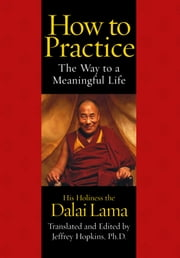 How To Practice - The Way to a Meaningful Life ebook by His Holiness the Dalai Lama, Jeffrey Hopkins, Ph.D.,...