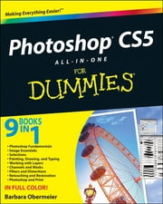 Photoshop CS5 All-in-One For Dummies ebook by Barbara Obermeier