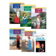 Patricia St John Series: Star of Light, The Tanglewoods' Secret, The Secret at Pheasant Cottage, Rainbow Garden, Treasures of the Snow, and Where the River Begins ebook by Patricia St John