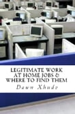 Legitimate Work at Home Jobs & How to Find Them