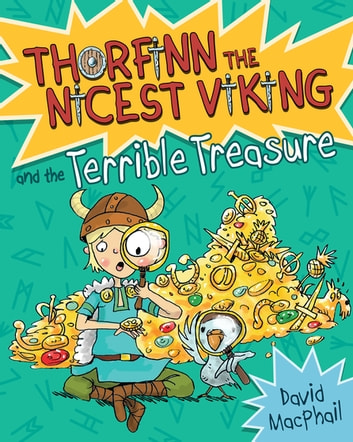 Thorfinn and the Terrible Treasure ebook by David MacPhail