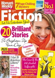 Womans Weekly Fiction Special - Issue# 1701 - Time Inc. (UK) Ltd magazine