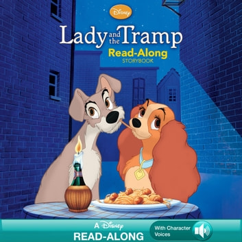 Lady and the Tramp Read-Along Storybook ebook by Disney Book Group